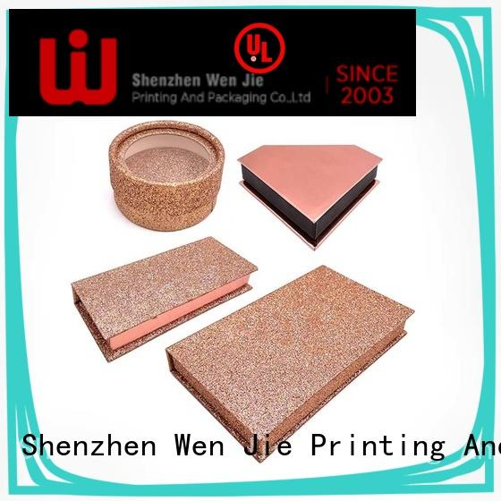 box cosmetic storage box set for shop WenJie