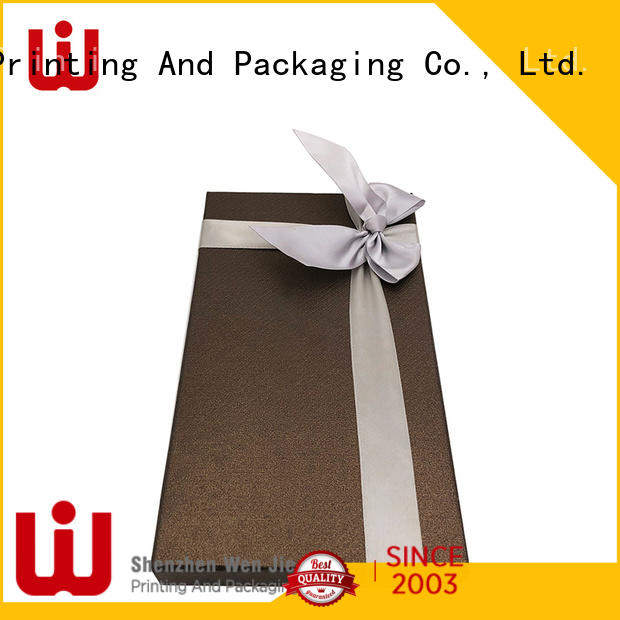 WenJie attractive little cardboard gift boxes factory for shop