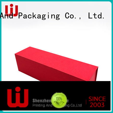 WenJie customized foldable box online for packing