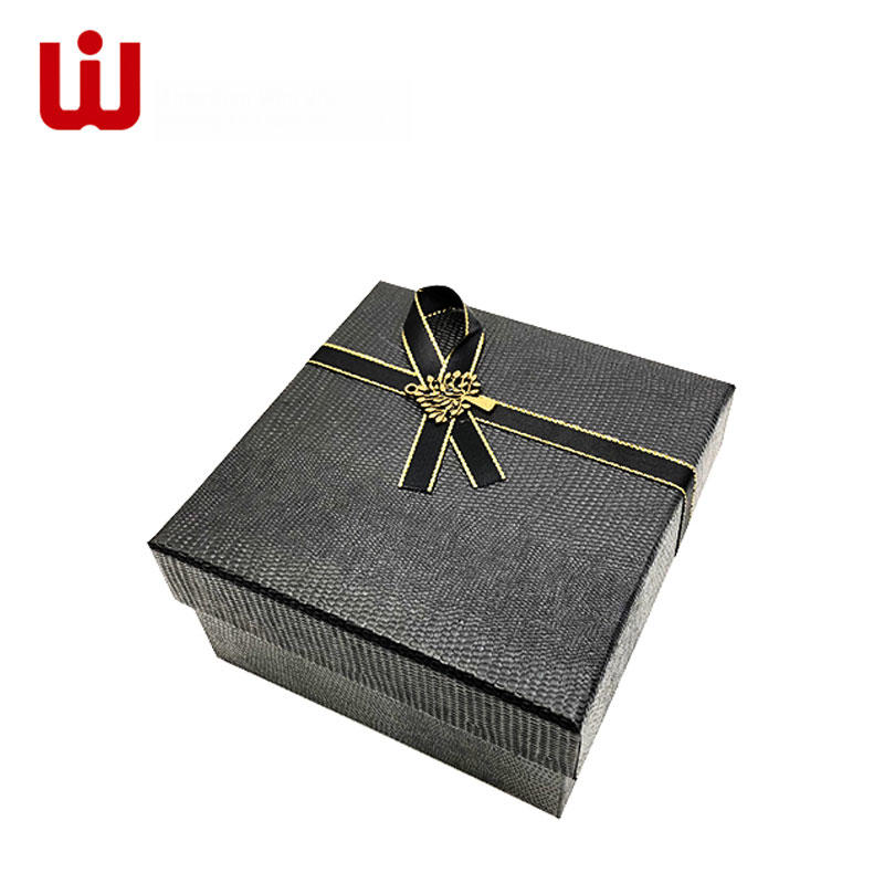 WenJie packaging paper gift box design for store-3