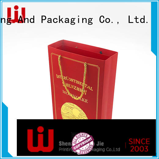 good quality paper bag desisn with handles for shop