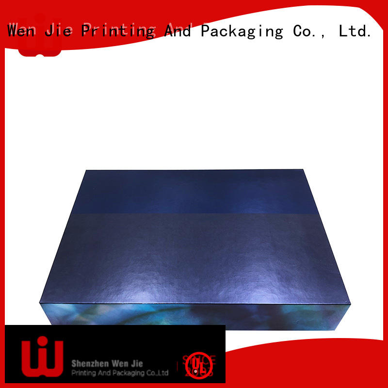 WenJie professional best beauty boxes directly price for store