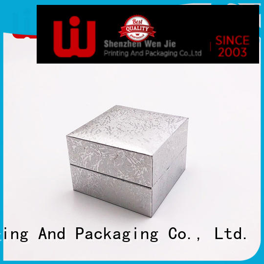 WenJie beautiful box of paper wholesale for packing