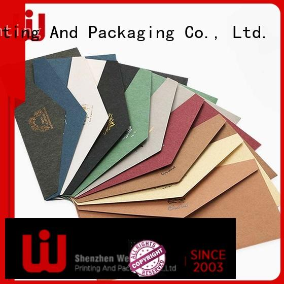 envelope envelopes factory price for shop WenJie