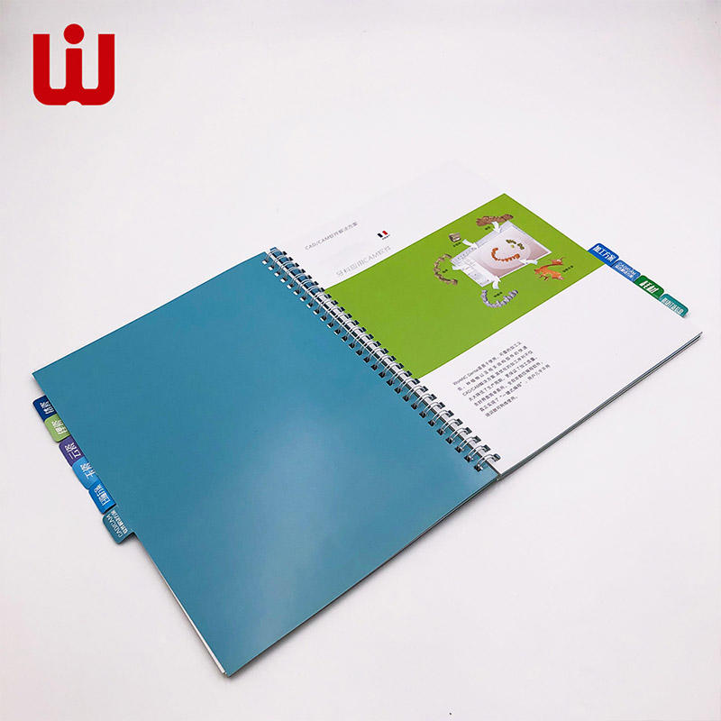 WenJie catalogbrochure art catalogue printing promotion for restaurant-1