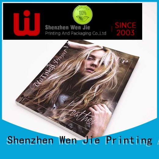 WenJie professional child book printing online for publishing house