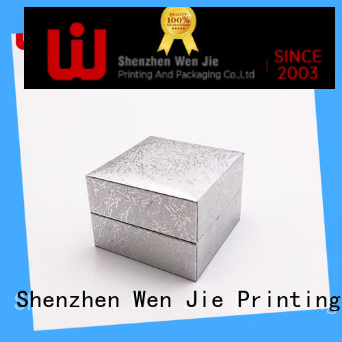 WenJie years jewelry box wholesale for gift