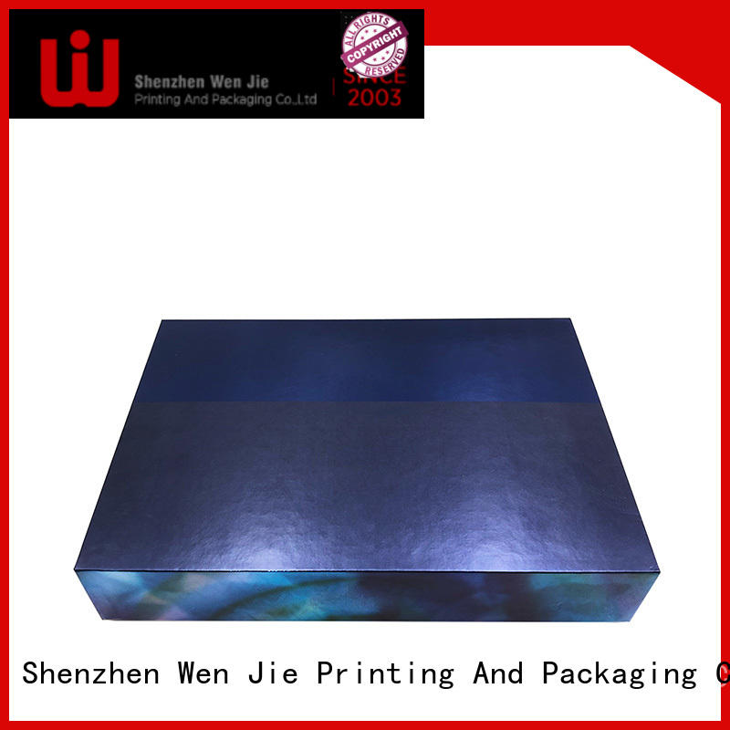 WenJie clear custom cosmetic packaging Suppliers for beauty shop
