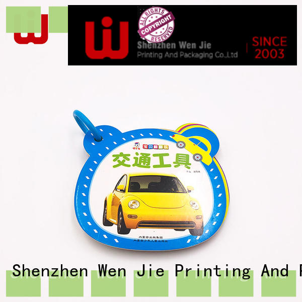 notebook child book printing low for publishing house WenJie