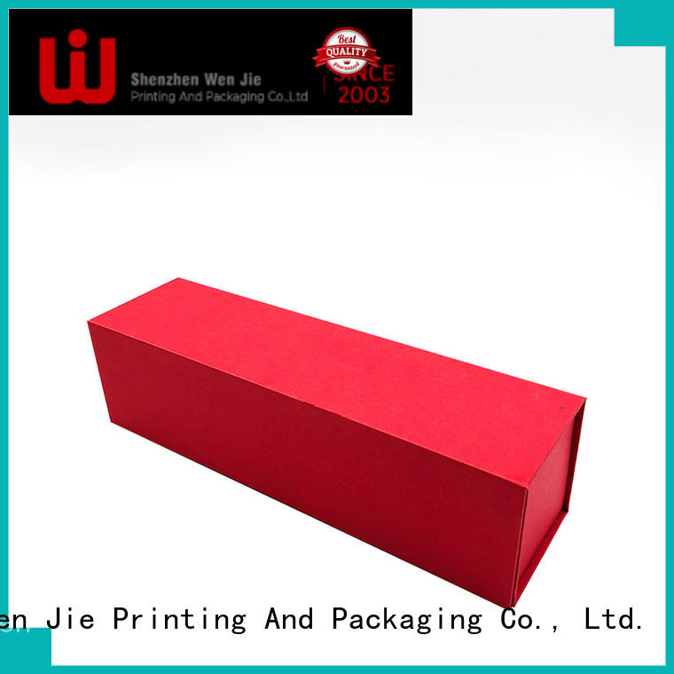 foldable box extension for packing WenJie