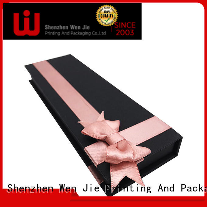 WenJie service magnetic box design for store