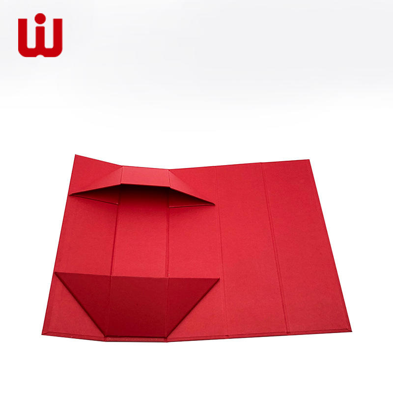 WenJie paper folded paper box with lid for business for packing-3