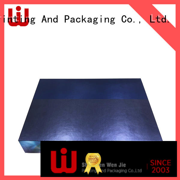 WenJie quality cosmetic storage box supplier for shop