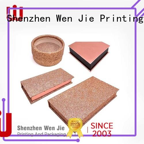 WenJie cardboard china packing boxes factory for store