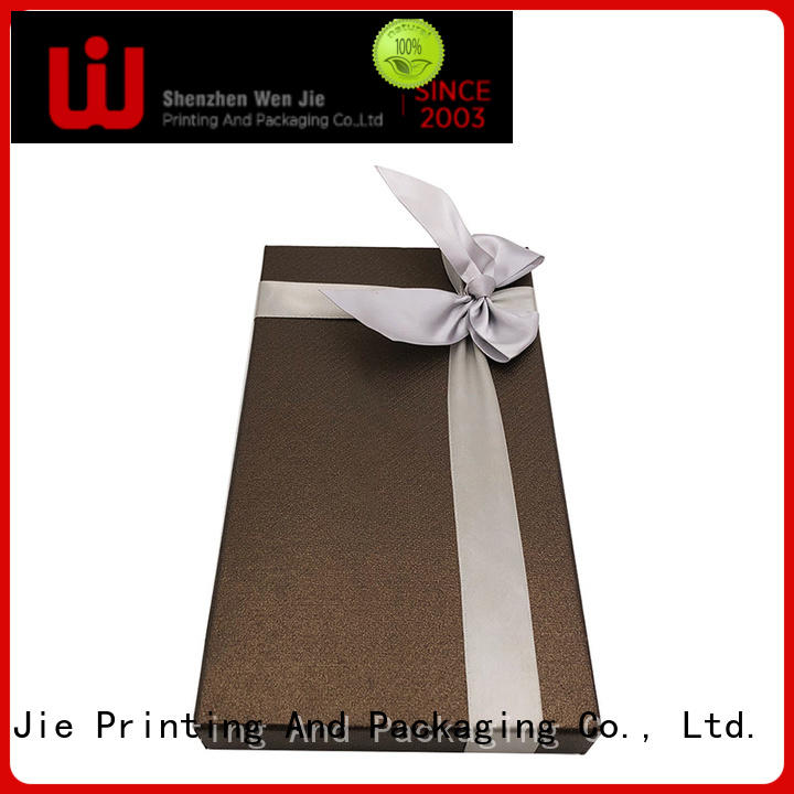 high quality gift packaging box box supplier for beauty store