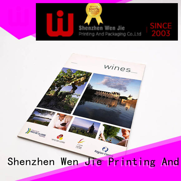 WenJie Wholesale digital printing service design for store