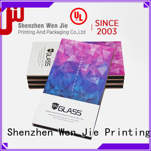 WenJie tear resistant electronics shipping box Supply for shop