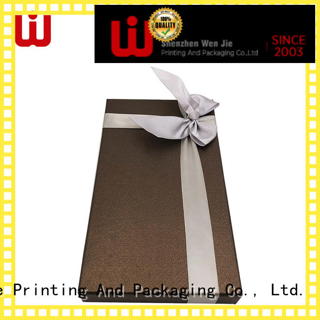 WenJie High-quality 4x6 gift box Suppliers for beauty store