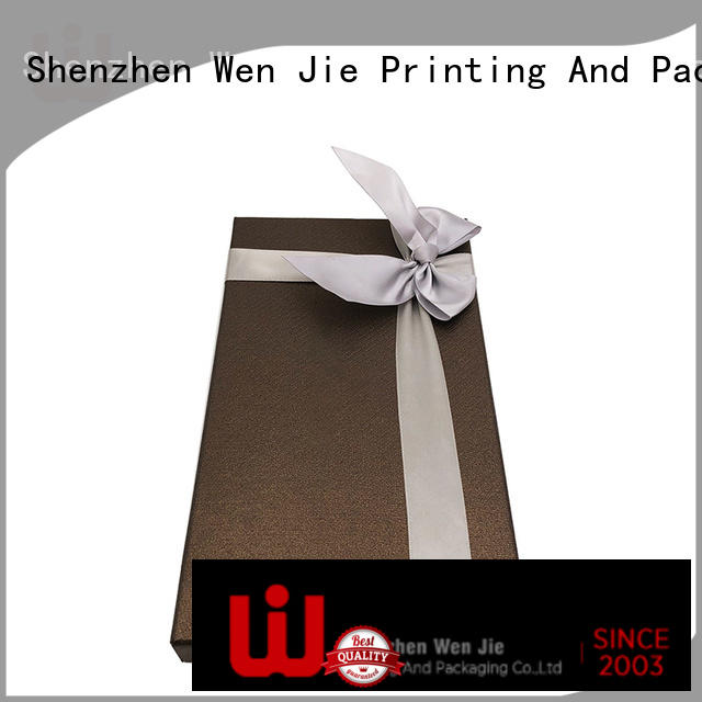 WenJie attractive clothing gift boxes for business for beauty store