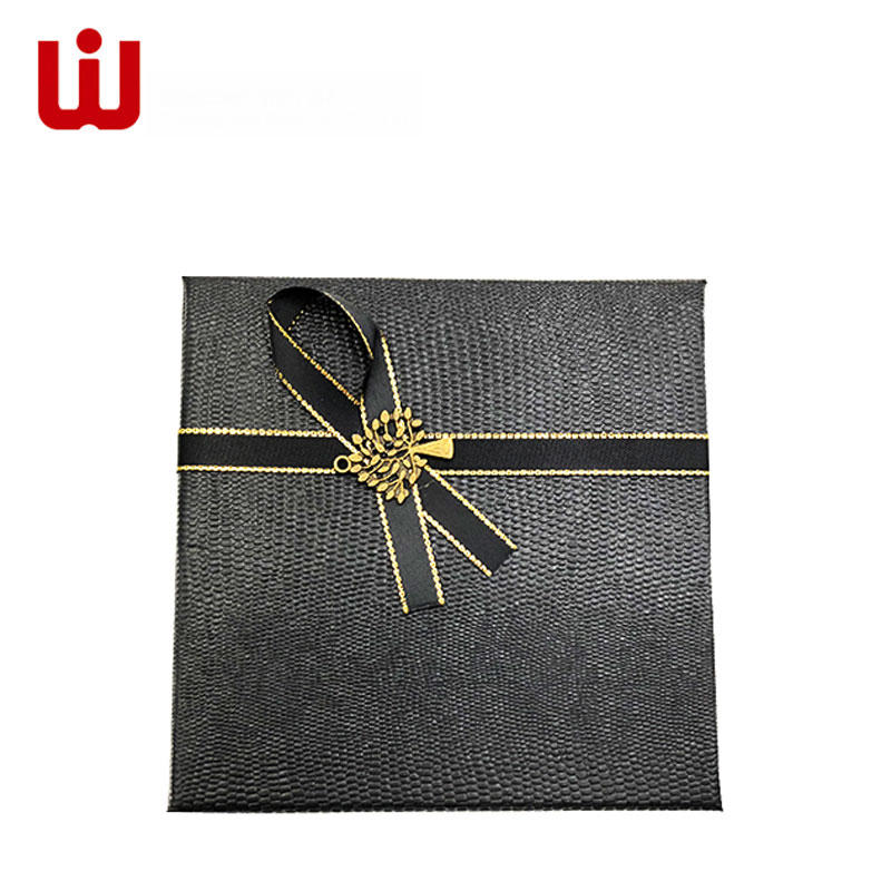 WenJie packaging paper gift box design for store-2