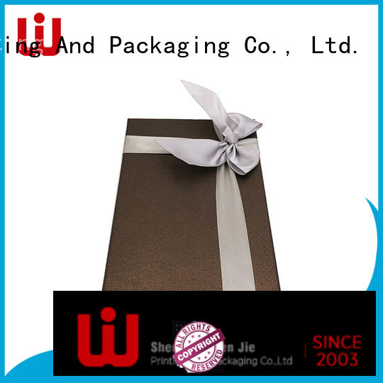 modern paper gift box cardboard supplier for shop