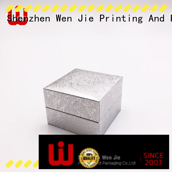 box personalised jewellery box online for wrapping WenJie