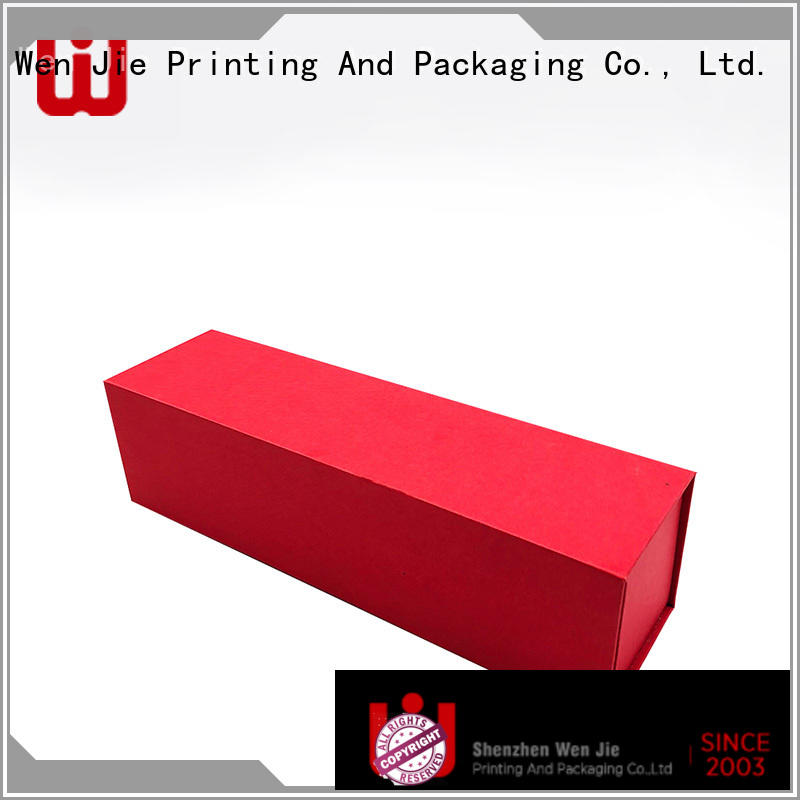 WenJie Custom mail gift boxes company for shipping