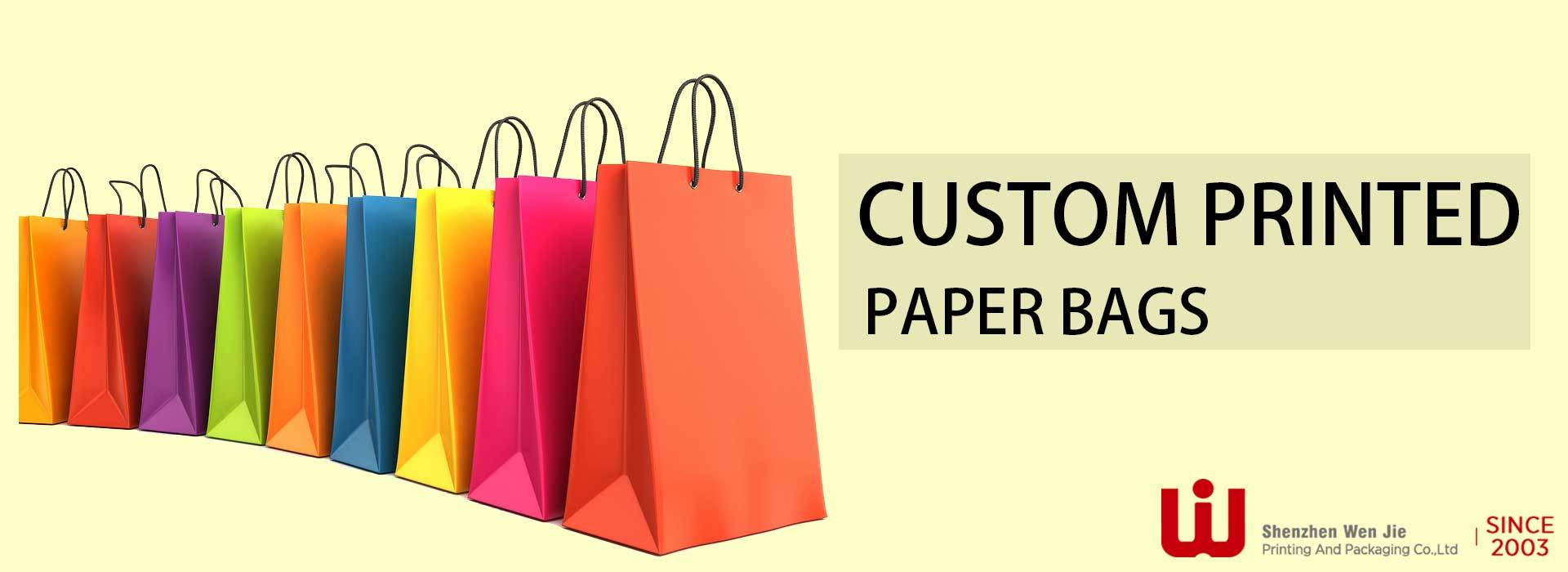 paper bag supplier, paper bags wholesale, paper bag manufacturer