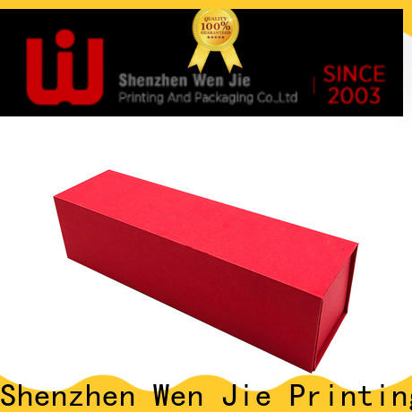 WenJie Custom cardboard box suppliers China wholesale for supermarket