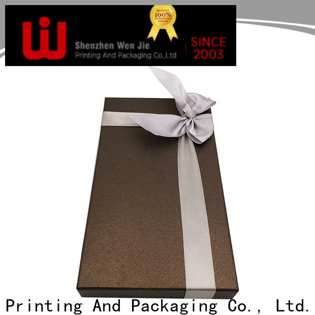 modern retail box gift for business for shop