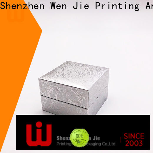WenJie craft long gift boxes with lids Suppliers for jewelry store