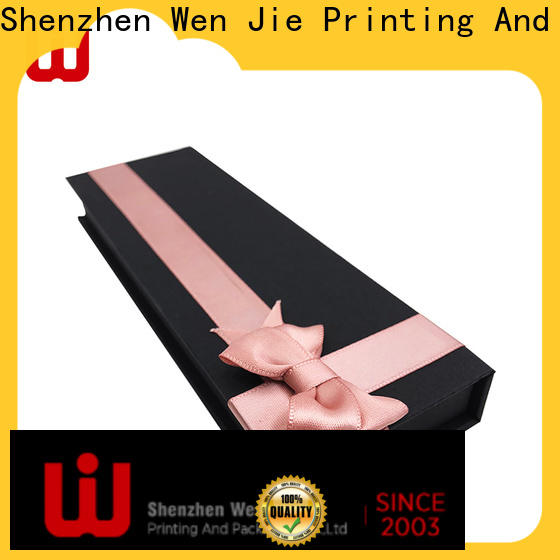 WenJie Wholesale magnetic stash box directly price for beauty shop