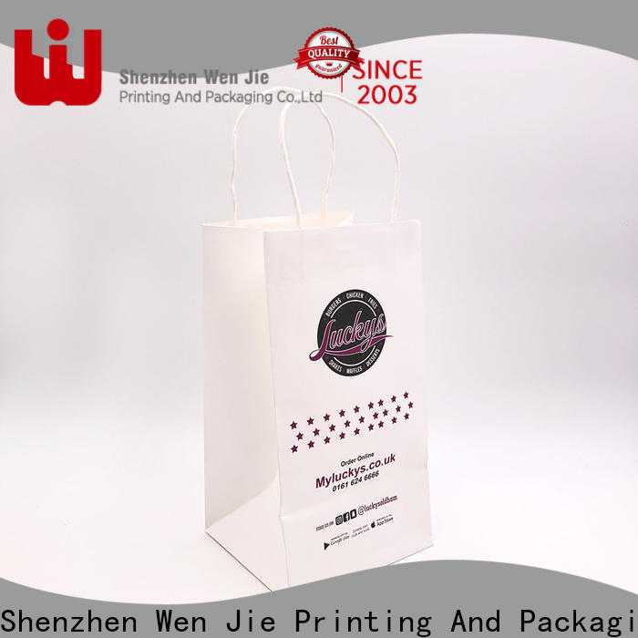 New brown paper bags packaging to recycled paper bags brown wholesale for shopping