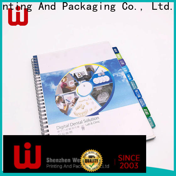 WenJie professional printing services company Supply for restaurant