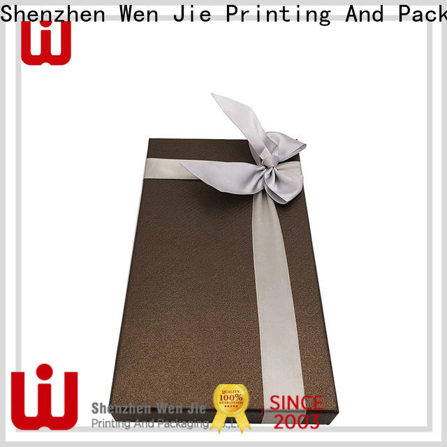 Latest gift card gift box patterned wholesale for store
