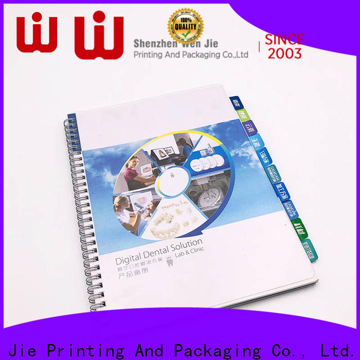 modern cheap custom book printing paper factory for store