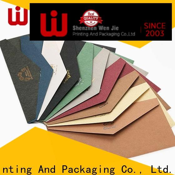 Best card printing companies quality wholesale for shop