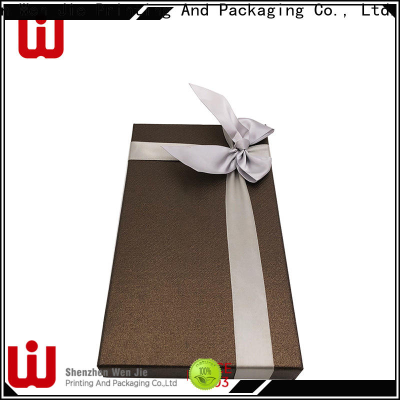 special big white gift box wig for business for store