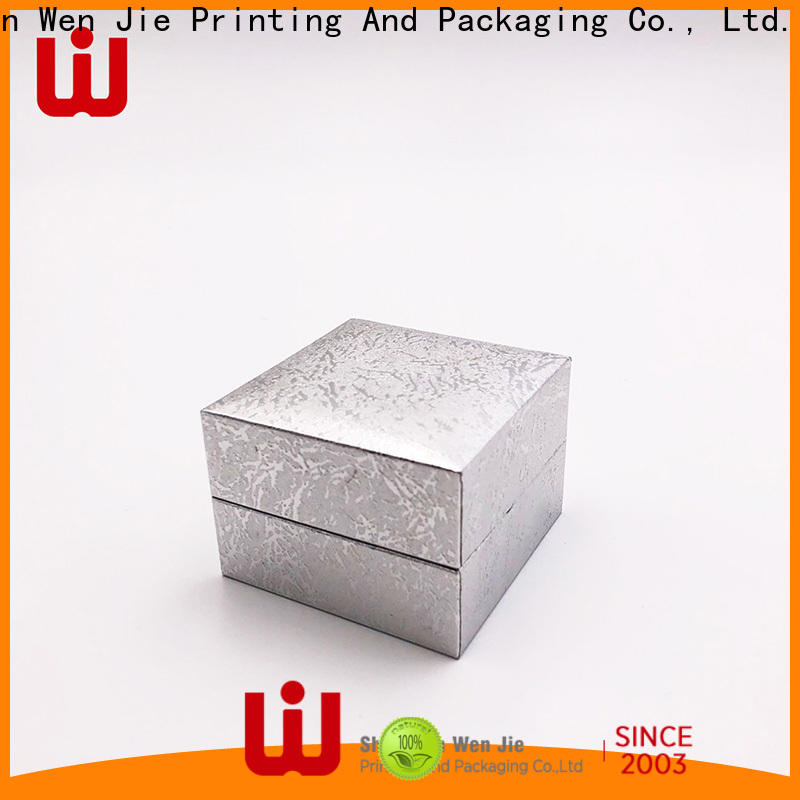 WenJie Top small square gift boxes online for gift
