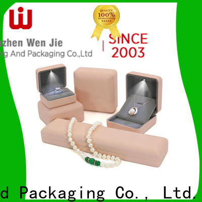 WenJie 15 plain small gift boxes wholesale for packing