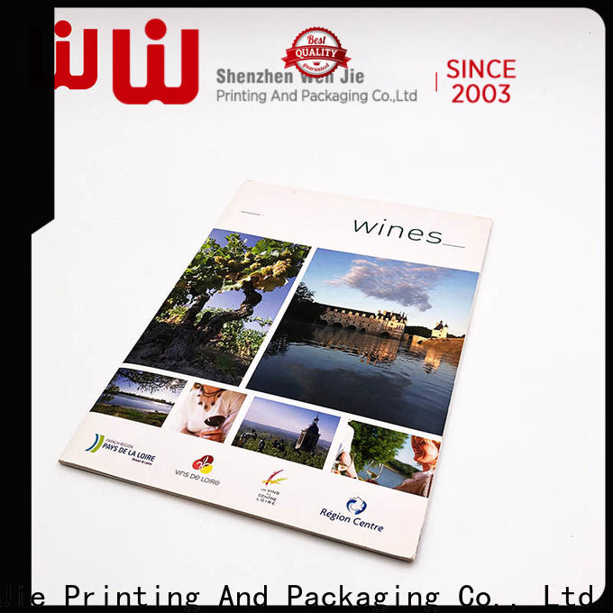 WenJie hard cheap digital prints for business for publisher
