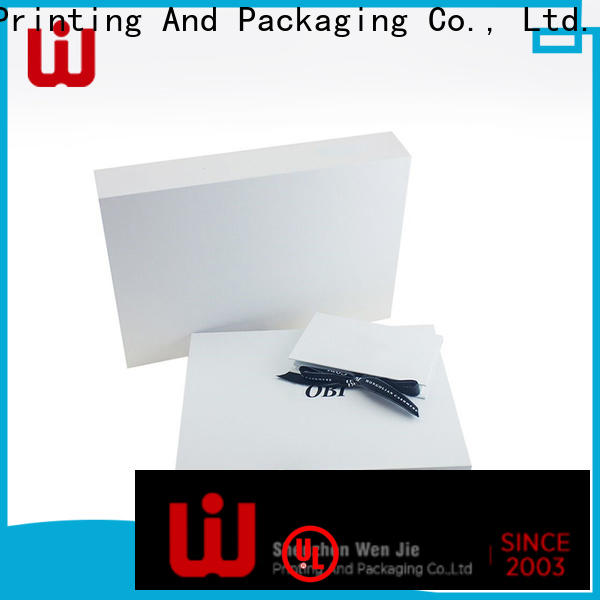 WenJie professional fold away storage boxes factory price for store