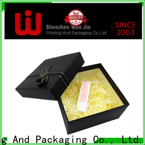 WenJie boxes christmas gift boxes with lids from China for store
