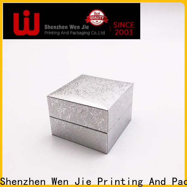 Custom small to big gift boxes sample manufacturers for jewelry store