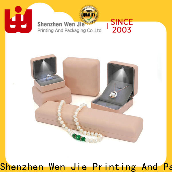 WenJie 15 small flat gift boxes Supply for packing