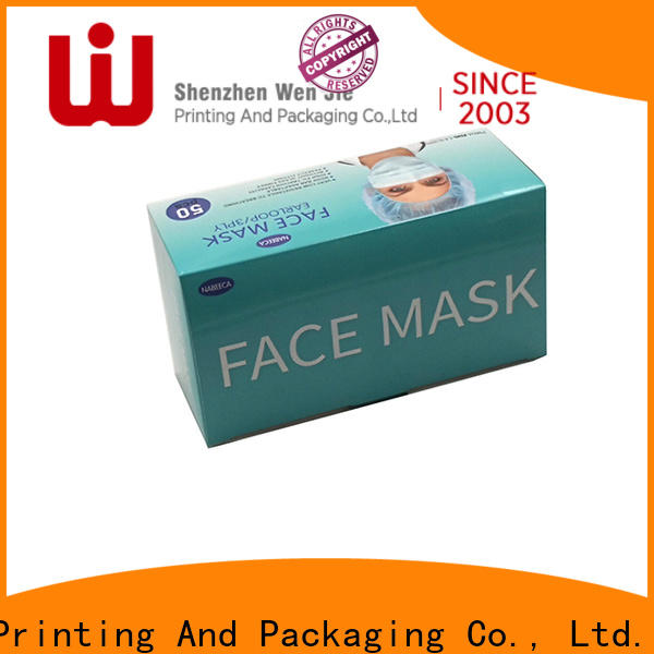WenJie professional huge shipping boxes Suppliers for packaging