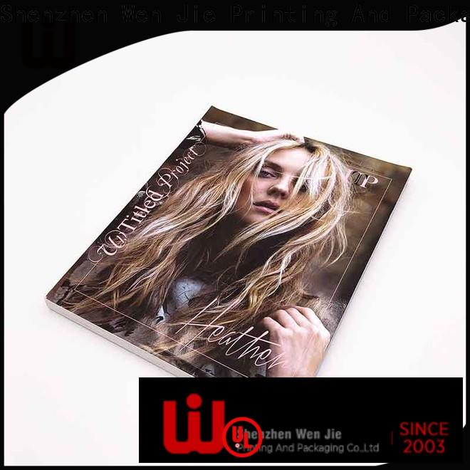 WenJie Best booklet printing layout Suppliers for book store