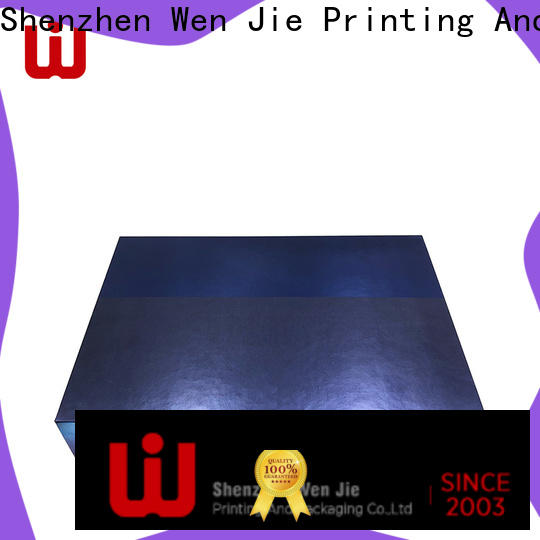 WenJie Best custom makeup containers company for beauty shop