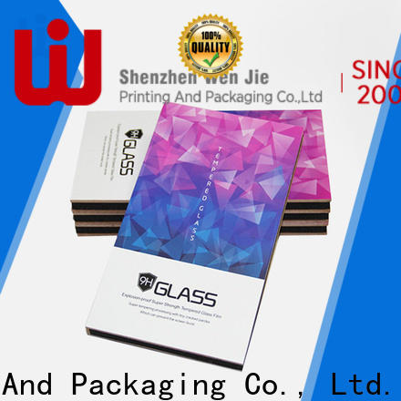 WenJie high quality custom carton boxes for business for packing