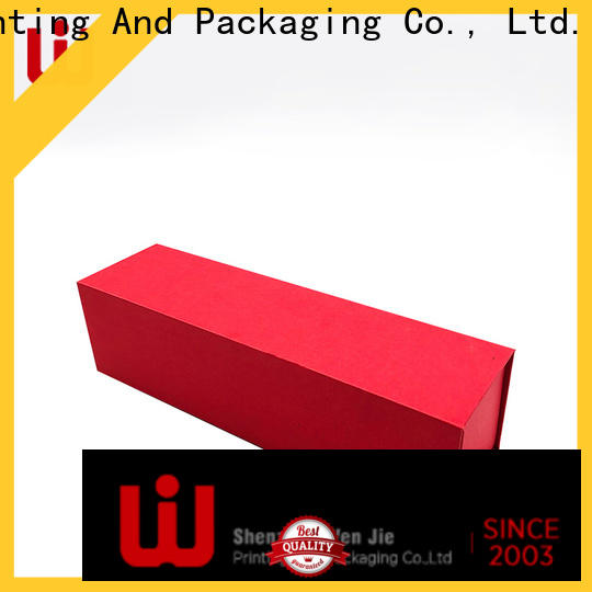 elegant folding corrugated boxes pink for business for store